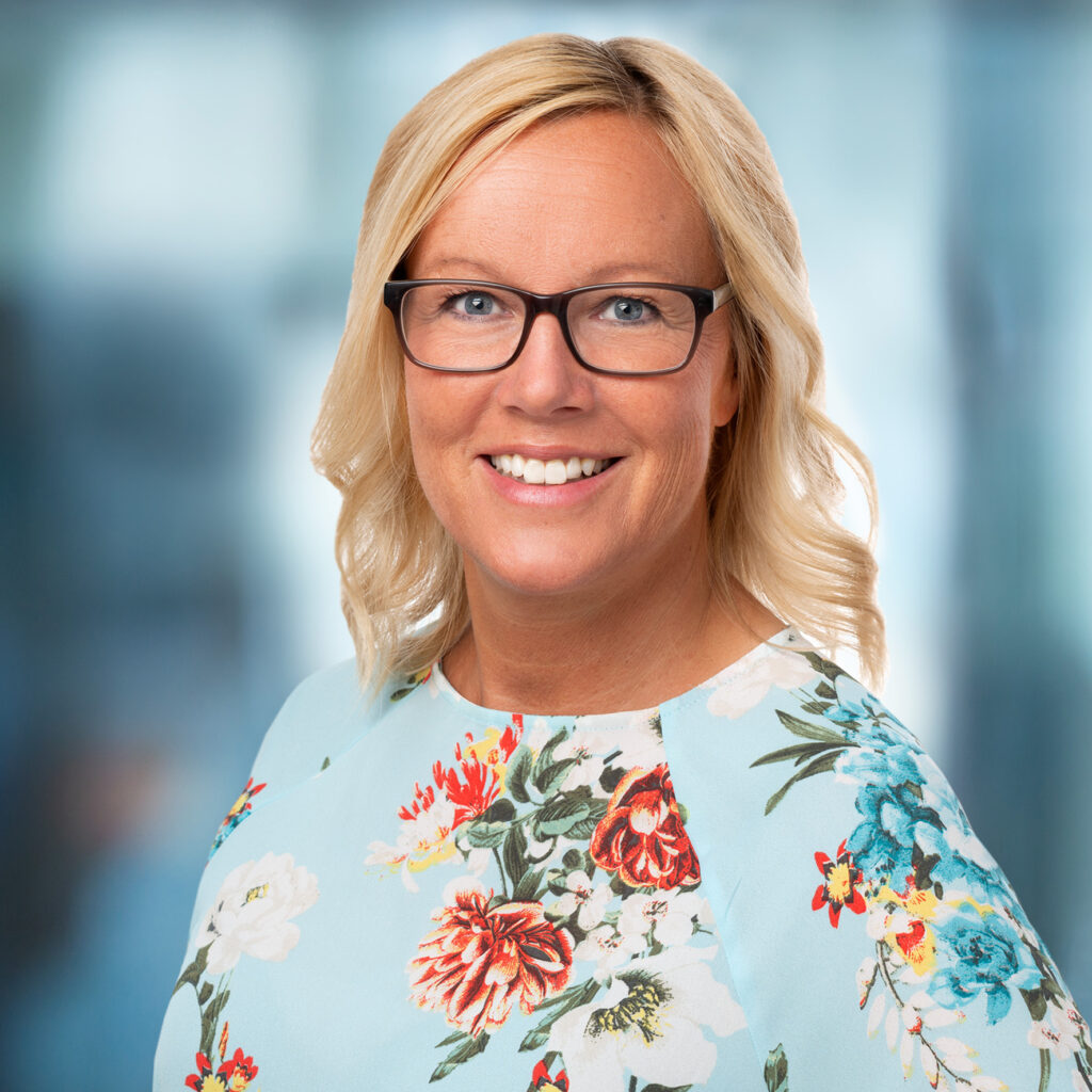 Karin Handin, rekryteringskonsult på Rubino Rekrytering